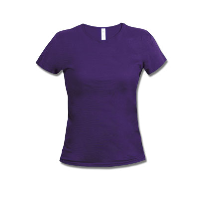 02279a0eb2f Marquage T-shirt Women Only 150 g m²