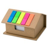 Cadeau d'affaire Mini bloc-notes Stickyhome