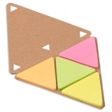 Cadeau d'affaire Carnet Triangle