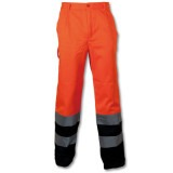Cadeau d'affaire Pantalons High Visibility Bi-color 280 g/m²
