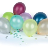 Cadeau d'affaire Ballons Metallic B105 (30 cm)