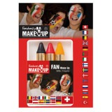 Cadeau d'affaire Maquillage supporter Belgian sticks