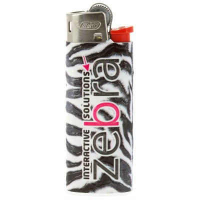 Briquet BIC Pocket DIGITAL